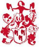 Wappen der Familie der Freiherren von Stetten, Wappen Residenz Schloss Stetten, Familienwappen von Stetten