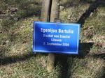 Egenijus Bartulis Bischof von Siaulaia Litauen, Besuch Baum pflanzen, Schilder Besucher Schloss Stetten